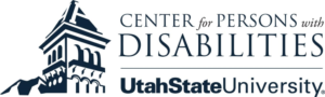 Utah State University Center for Persons with Disabilities Logo